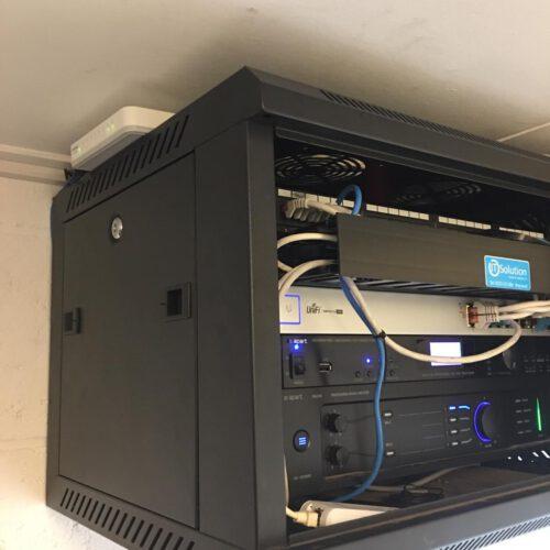 Installatie systeem