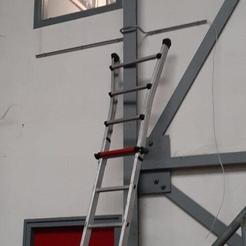 Ladder bedrading